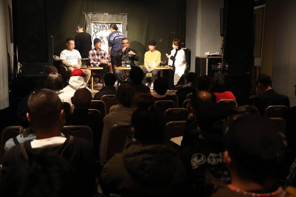 中崎町で「ホンマにええ万博」考えるトークイベント 音楽と酒楽しみながら