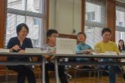 奈良・大喜利で「お題」に「ボケ」て大阪万博を楽しく知るワークショップ