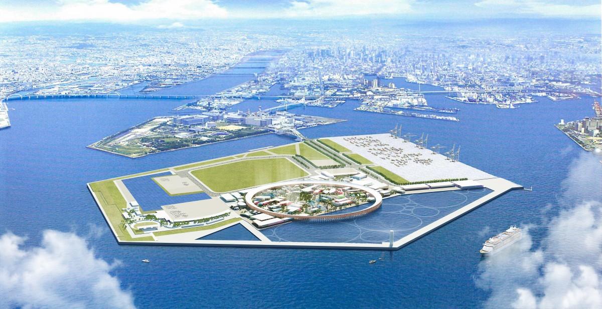 2025年大阪・関西万博基本計画を策定 「海と空を感じられる会場」に