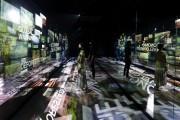 「ドバイ万博日本館」内部を初公開 日本の魅力発信へ、次期大阪・関西万博につなげる