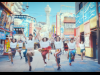 akaneさん振り付けの「万博ダンス」動画公開 100人以上で「こんにちは」ダンス