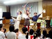 江東で「0歳からの」リトミックコンサート おもちゃの楽器配布も