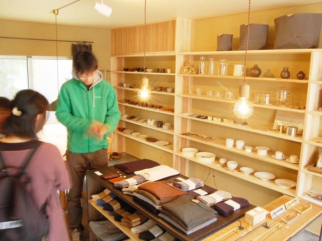 福井にセレクトショップ「patina」 建築ショールーム兼ね住宅同様の工法で開設
