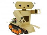 子ども向けロボット「paprika」 福井の企業、プログラミング講座の一環で