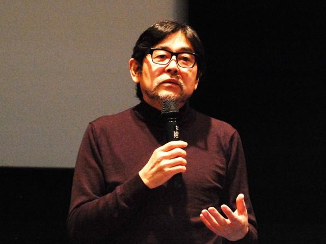 「映画は『作って終わり』でなく、見る方がいて初めて成立する」と山上さん