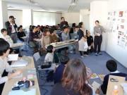 福井でデザインスクール「XSCHOOL」 定例ワークショップに県内外から受講生