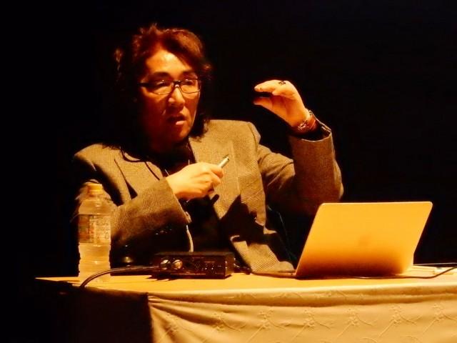 福井出身の川崎和男さん、地元で講演会 「生命のためのデザイン」呼び掛け