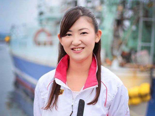 坪内知佳さん。「日経ビジネス」誌による「次代を創る100人 2017」にも選ばれた