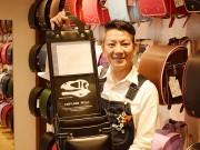 熊本復興支援「ミフネリュウランドセル」 福井の専門店が商品化、特産品進呈も