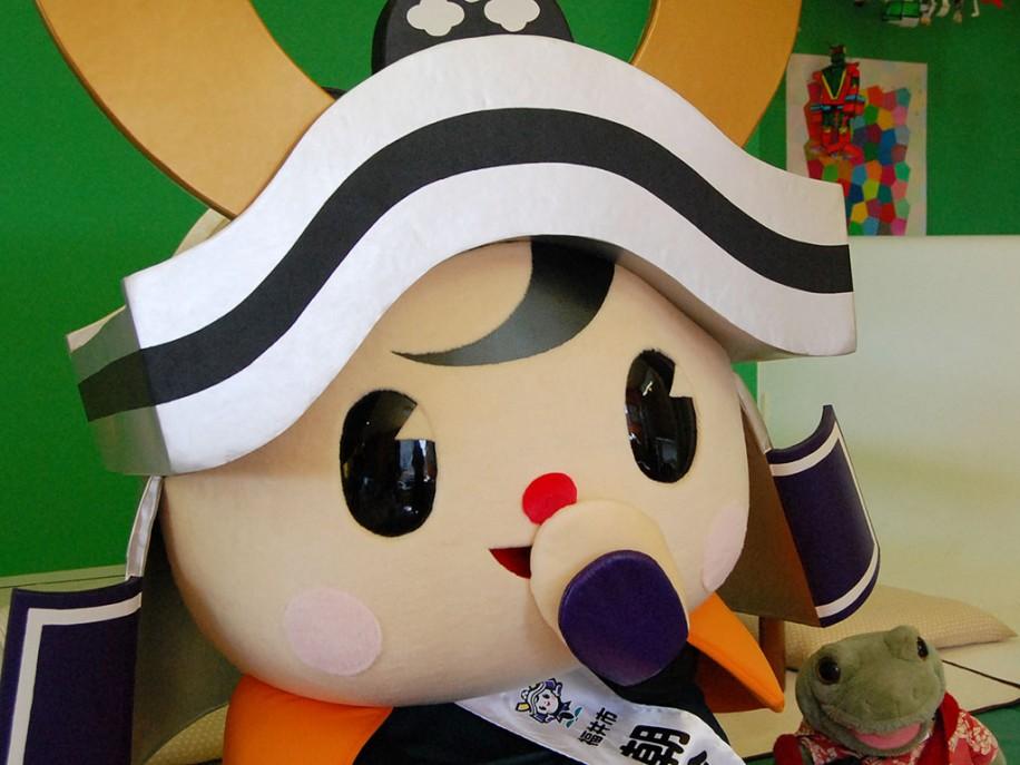 7月上旬、仏パリでの「ジャパンエキスポ」出演を予定する「朝倉ゆめまる」