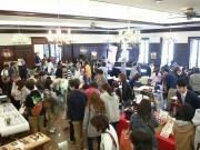 福井の結婚式場でマルシェ 披露宴会場など公開、北陸3県から50社出店