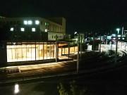 福井に1月開業の多目的駅待合所、愛称は「田原町ミューズ」に