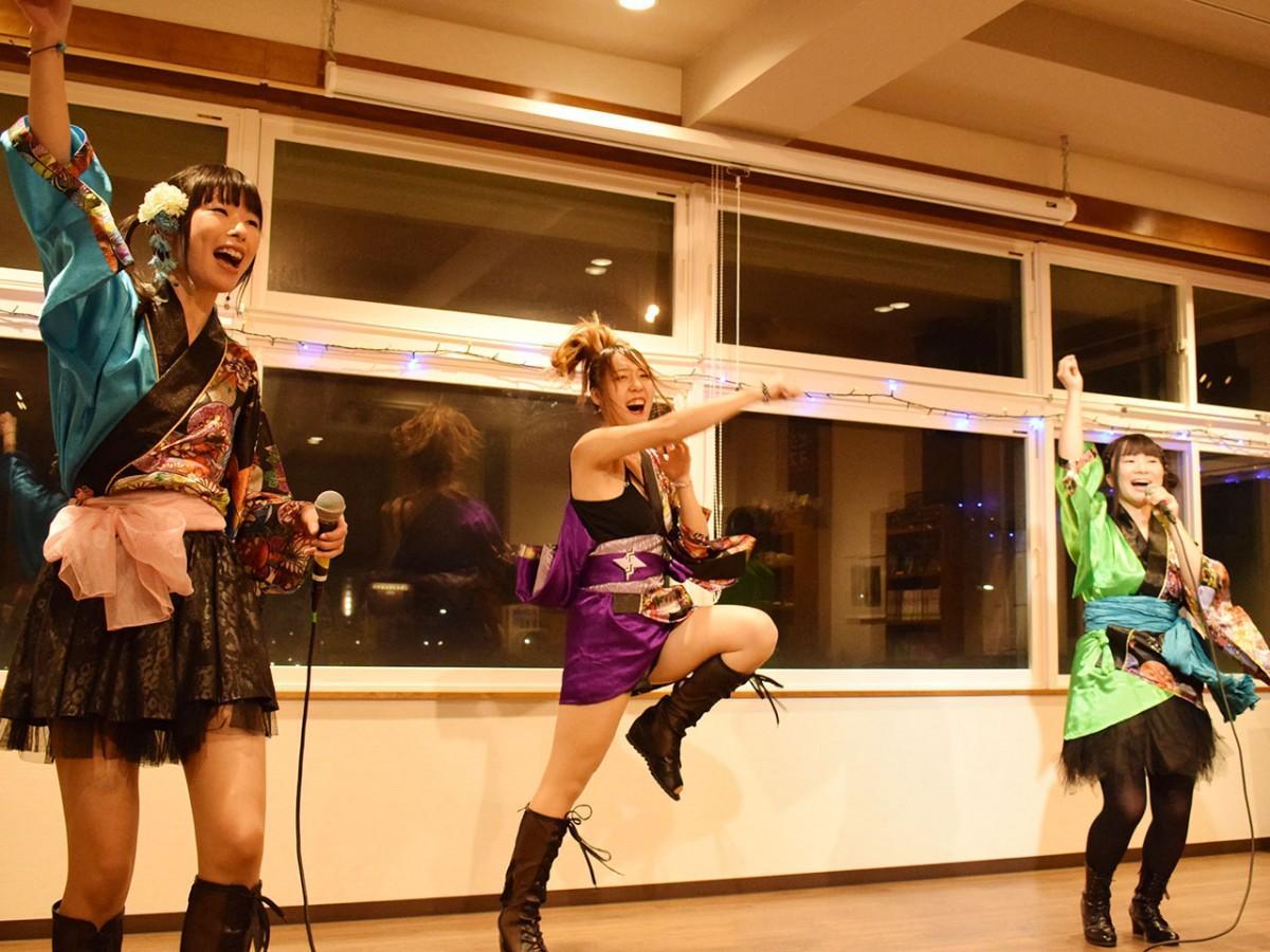 ゲストとして出演した「#KUNO1-RIN」