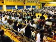 福井で「ブラスジャンボリー」 200人規模の吹奏楽合奏会、参加広く呼び掛け