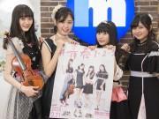 福井でアイドル「RY's」ライブ 敦賀出身・濱頭優さん、地元での新曲披露に笑顔