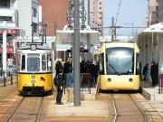 福井駅西で「交通フェスタ」 鉄道写真家・南正時さんトークも