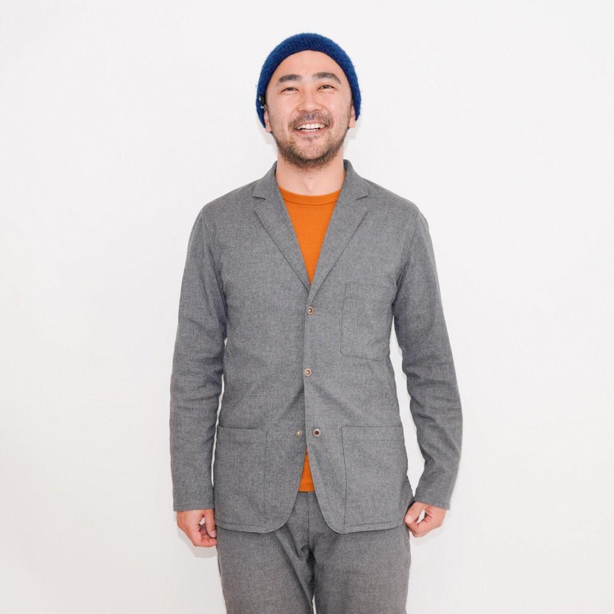 「オールユアーズ」代表の木村昌史さん。6月22日・23日のトークイベントに登壇する