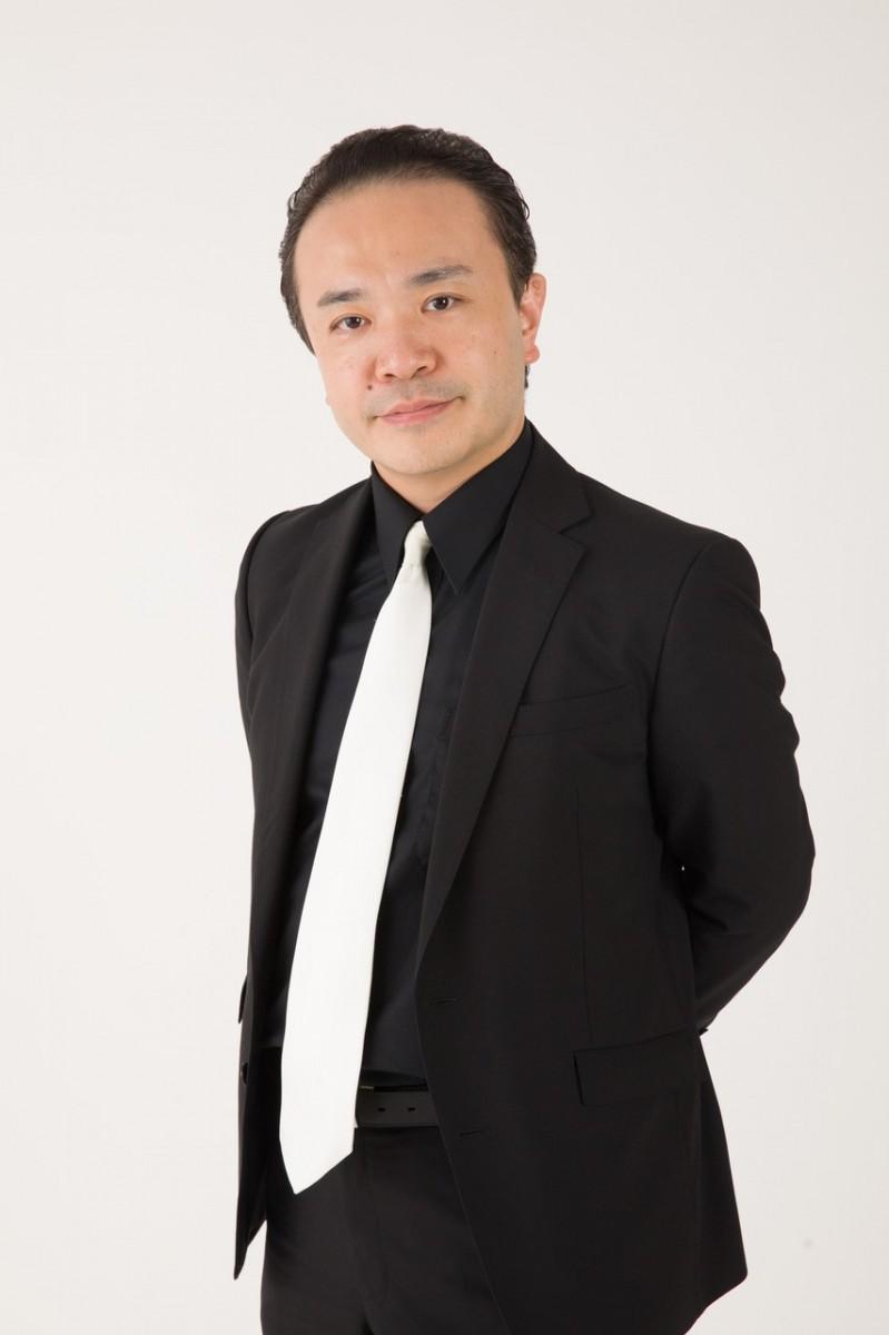 居島一平さん。「大本営八俵」の芸名で、ソロでの自主企画ライブにも力を入れる