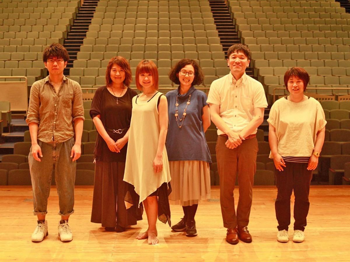 「みんなでつくる『ダンス』プロジェクト」のメンバー