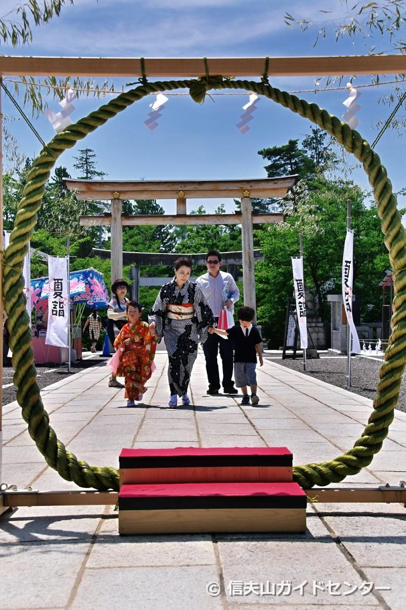 グランプリを受賞した涌井弘亘さんの「真夏の七五三」