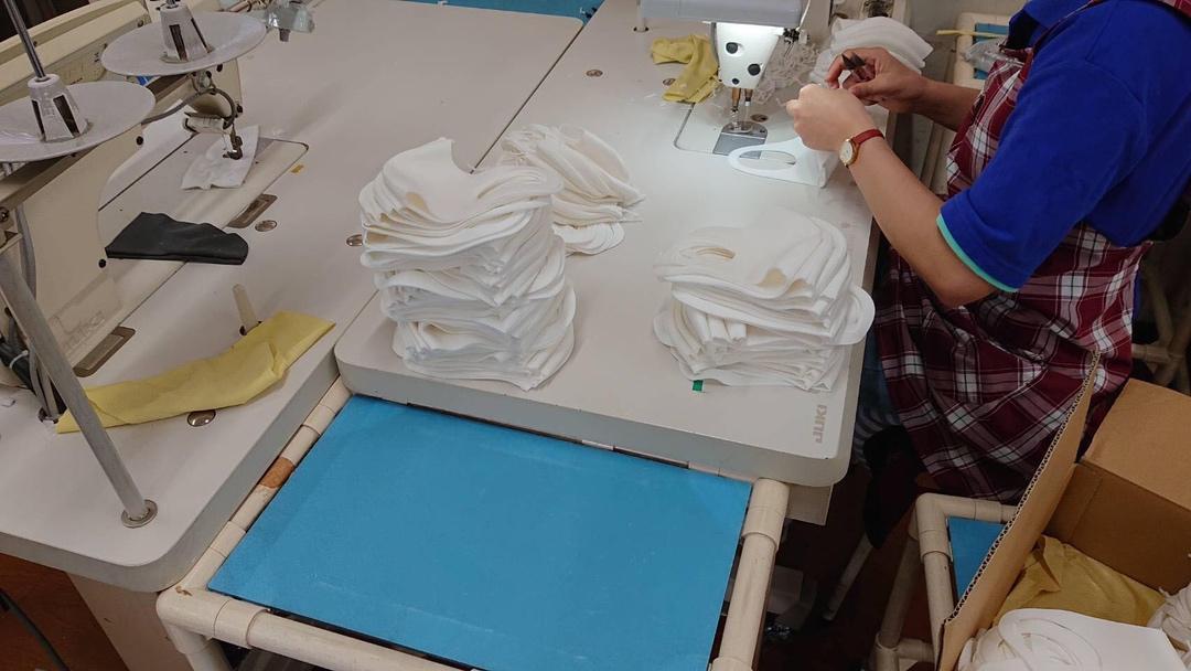 製造 会社 マスク