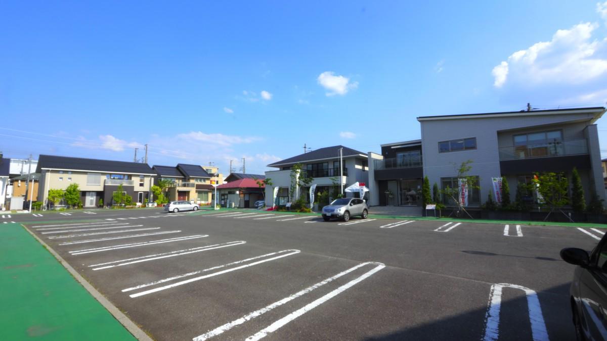 会場となる「南福島総合住宅公園」