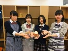 高校生が考案 リンゴずくめの「福島を好きになるパフェ」限定販売
