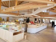 フルーツショップ併設のカフェ「フルーツピークス」、福島市内初出店