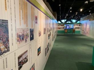 福島で3.11の記録を展示するパネル展 復興の軌跡、震災体験談も