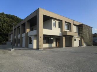 福島・渡利学習センターが新館に移転 地域づくり・防災の拠点に