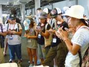 船橋市の子ども記者が施設見学会―地方卸売場など見学