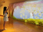 船橋のアンデルセン公園で「動く絵画」展 最新映像テクノロジーを融合
