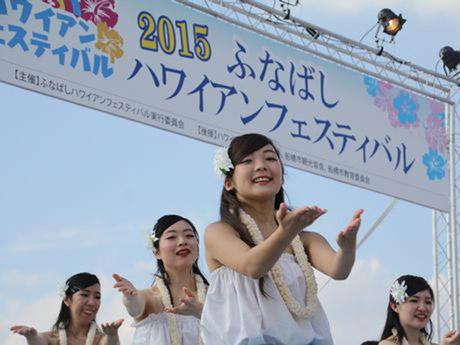 5周年の記念の来場者は1万5000人