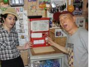 船橋の駄菓子店に「恐怖の自動販売き」 お金を入れても何も出てこない理由は?