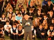 船橋で「音楽のまち・ふなばし 千人の音楽祭」 ゲストに谷川俊太郎さん親子