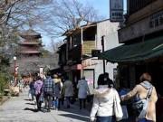 船橋で中山法華経寺散策ツアー 外国人に中山の魅力をアピール