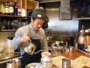 船橋にコーヒー&缶詰バー「ユーベル」 50グラムから豆販売