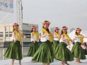 船橋でハワイアンフェスティバル 「珈琲フェス」も同時開催