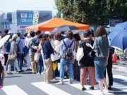 東船橋駅前で「第3回ひがふなフェスタ」 大船渡サンマや防災VR体験も