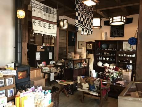 津田沼の古民家セレクトショップが1周年 200坪の敷地使ったプロジェクトも