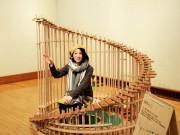 船橋アンデルセンで企画展「歯車遊園地」 親子で楽しめる体験型大型作品展示