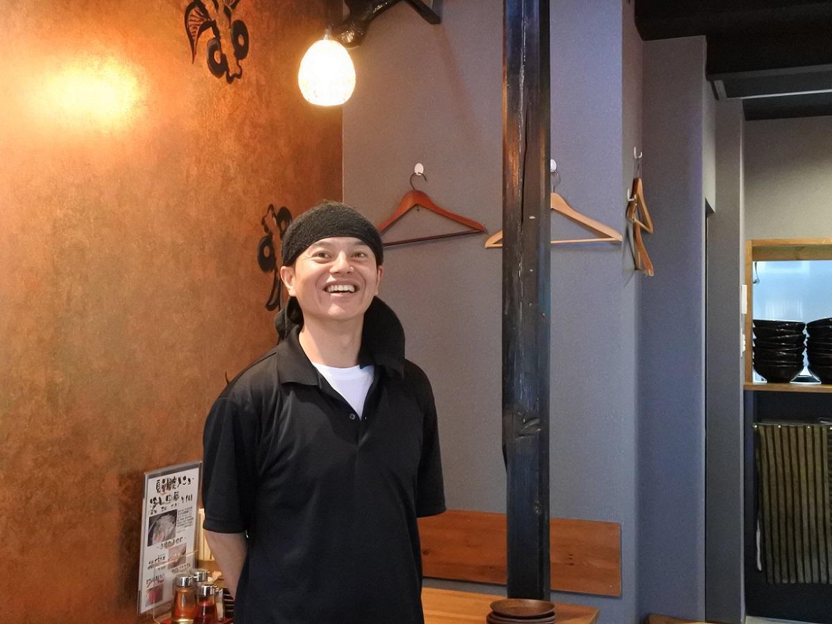 店主の石田弘樹さん