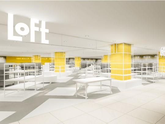 「船橋ロフト」の店舗イメージ