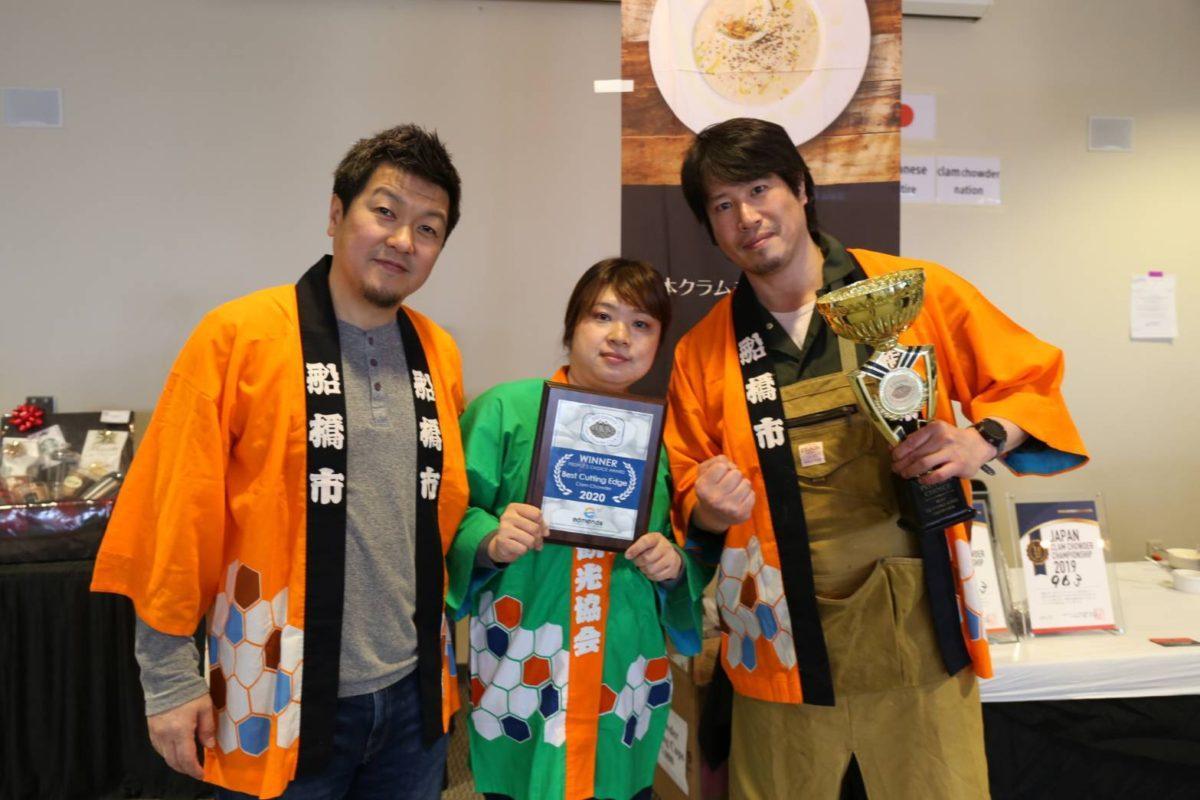 黒川裕士さん(写真右)