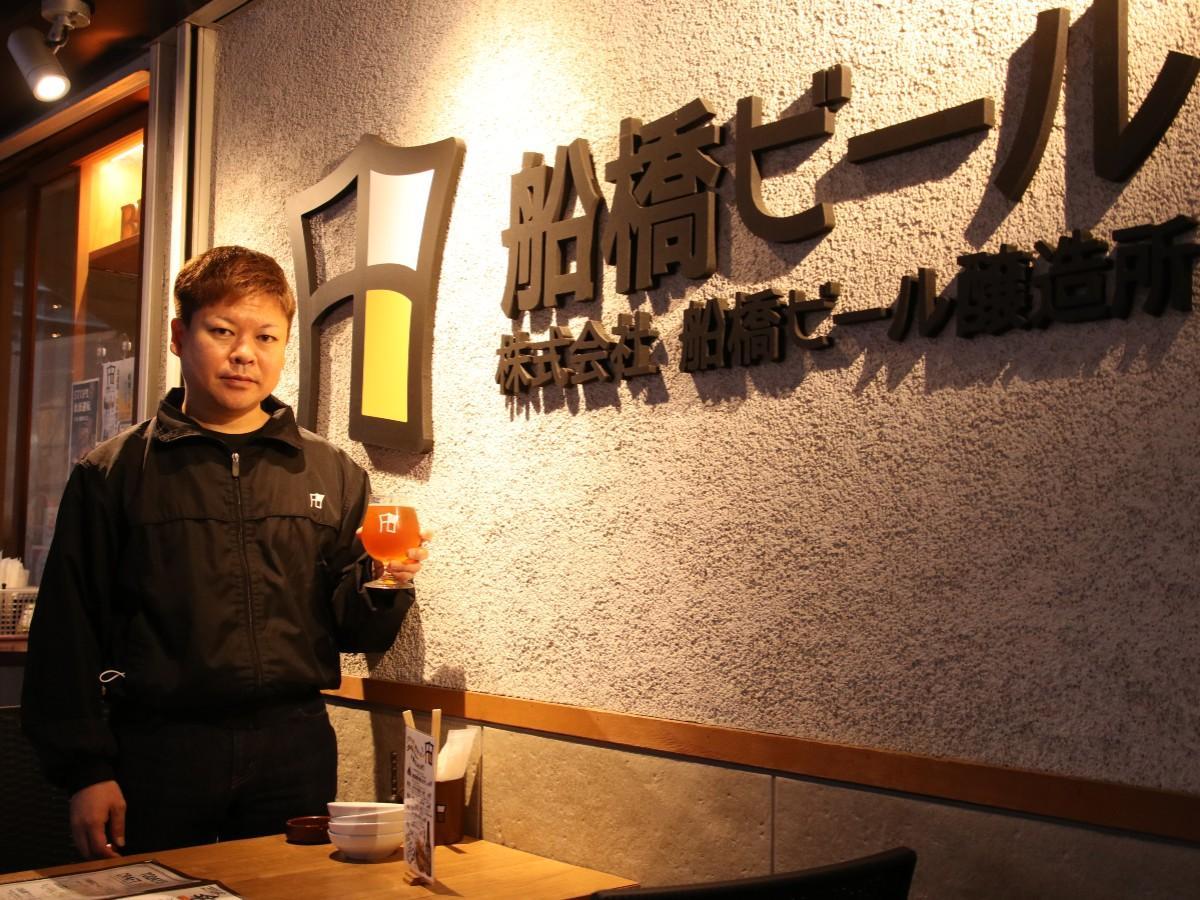 醸造責任者の松井純さん