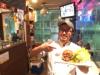 船橋のハンバーガー店「GOLDEN BUGER」が閉店へ 店主が作家活動に専念