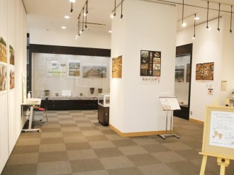 船橋市に初の国史跡「取掛西貝塚」 西図書館でギャラリー展示