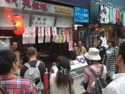 伏見で商店街を巡るツアー 商店街7カ所が魅力発信