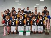 伏見の小学生ドッジボールクラブ、全国大会へ 5年ぶりの全国優勝目指す