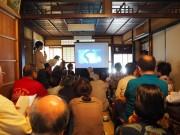 龍谷大学で8ミリ上映イベント 大阪万博の映像と時代背景を住民が紹介
